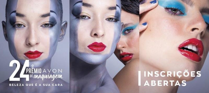 24º Prêmio Avon de Maquiagem abre inscrições no dia 24 de junho