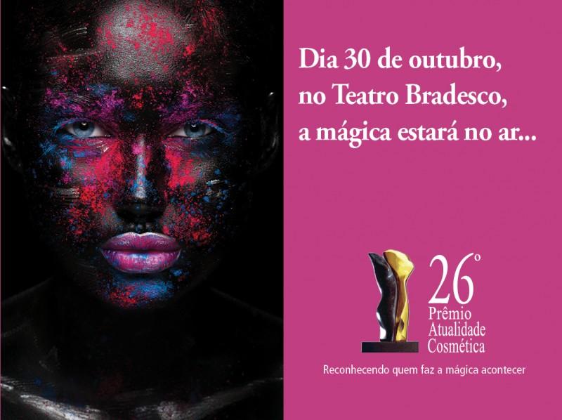 26º Prêmio Atualidade Cosmética divulga os finalistas das categorias de produtos para os cabelos