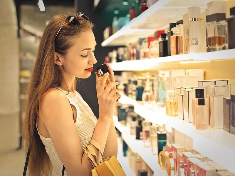 A perfumaria precisa de um divã?