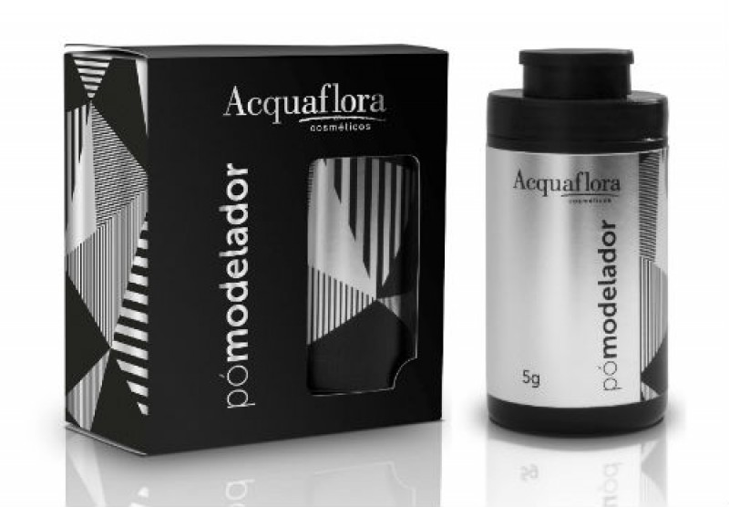 Acquaflora lança Pó modelador com ativos da tapioca para modelar os fios