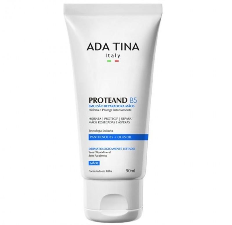 ADA TINA lança PROTEAND B5 para hidratação e proteção intensa das mãos