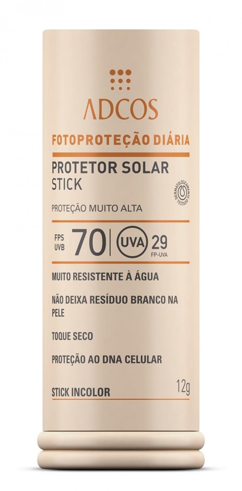 Adcos lança novo protetor solar