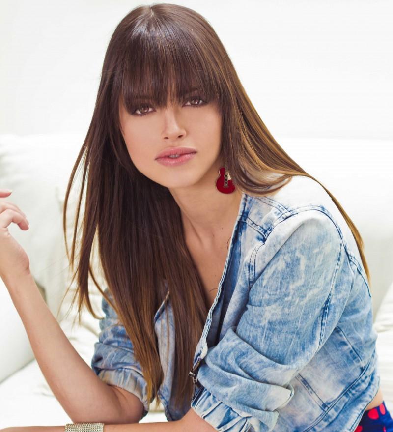 Agatha Moreira � o novo rosto da marca Oc�ane Femme
