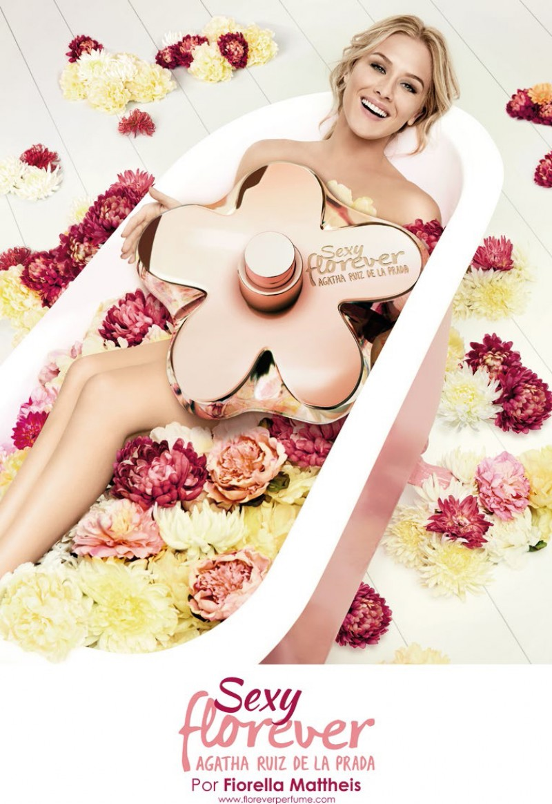 Agatha Ruiz de la Prada apresenta sua nova fragrância: Sexy Florever