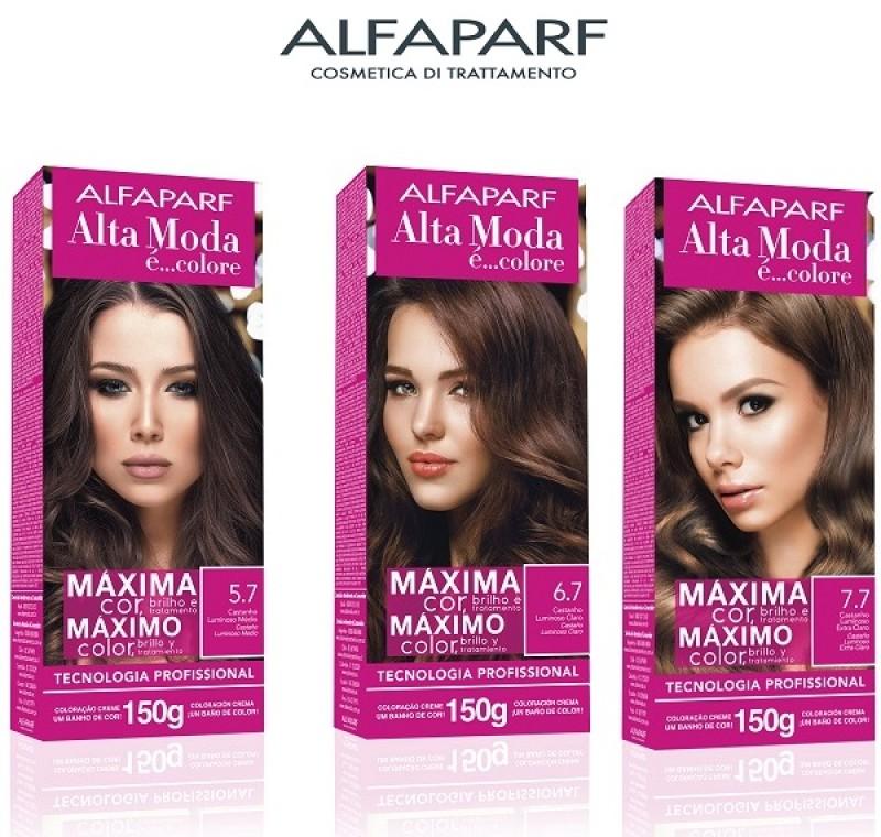 Alfaparf expande seu varejo e lança linha de colorações