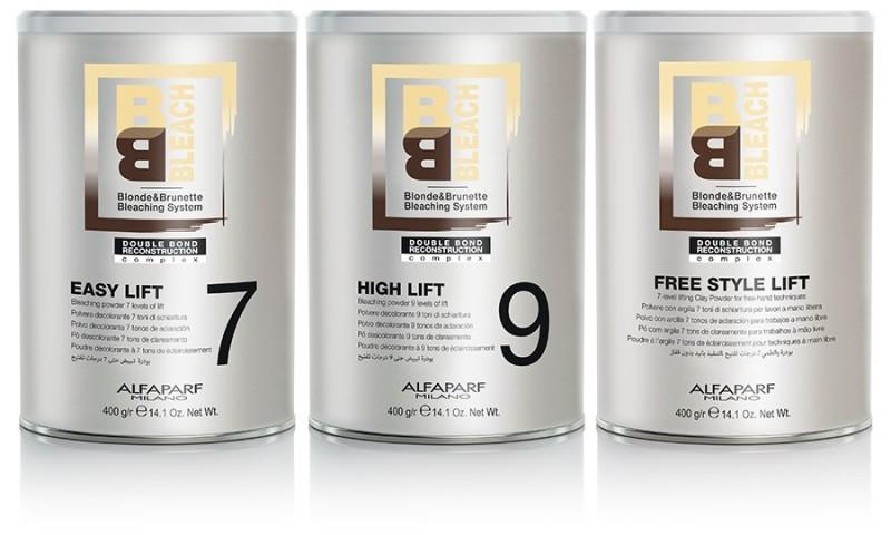 Alfaparf Milano apresenta linha de pós para descoloração