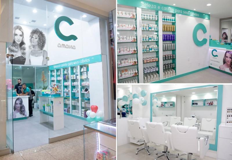 Amávia inaugura primeira loja dedicado ao atendimento de consultores