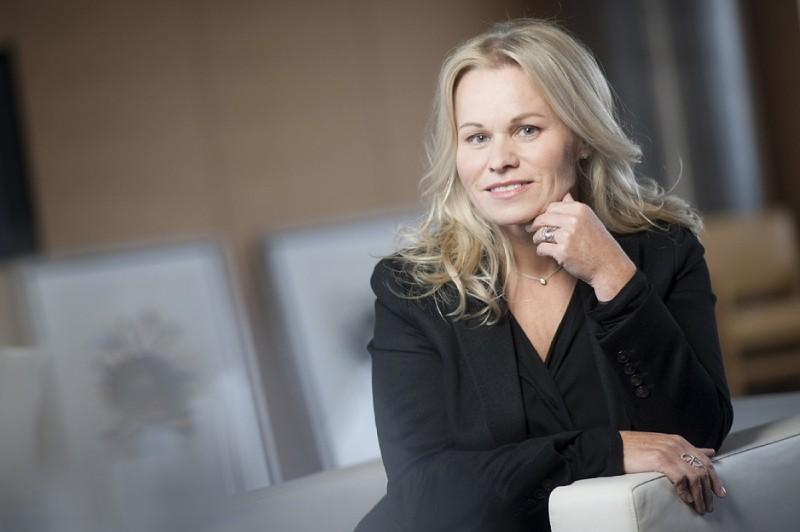 An Verhulst-Santos assume presidência da L'Oréal Brasil