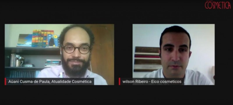 Atualidade Cosmética entrevista Wilson Ribeiro, sócio da EICO Cosméticos