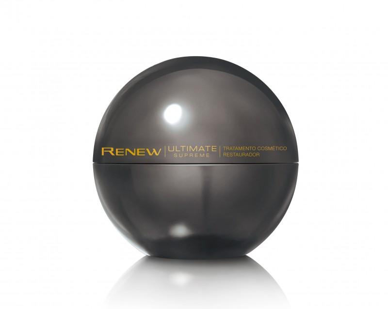Avon apresenta Renew Ultimate Supreme Tratamento Cosm�tico Restaurador