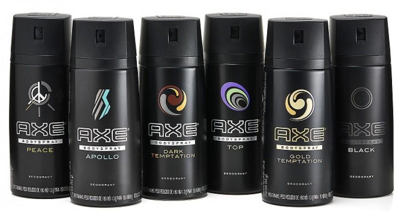 AXE apresenta novo posicionamento