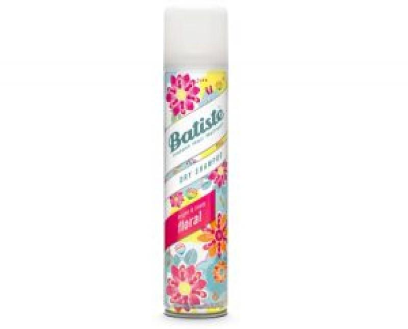 Batiste lan�a shampoo seco com fragr�ncia floral