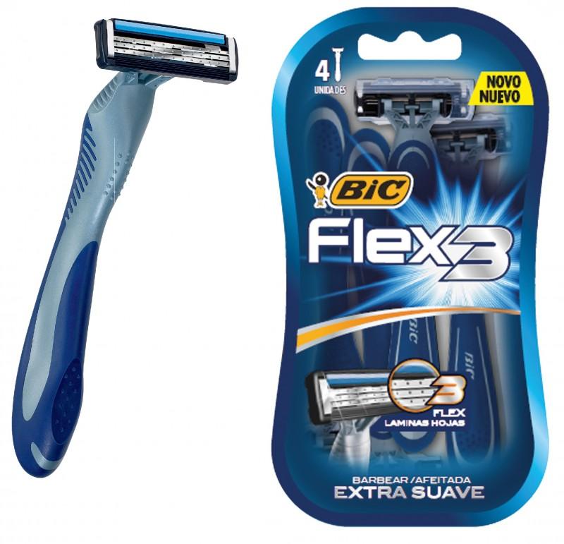 Bic traz novo barbeador para o mercado brasileiro