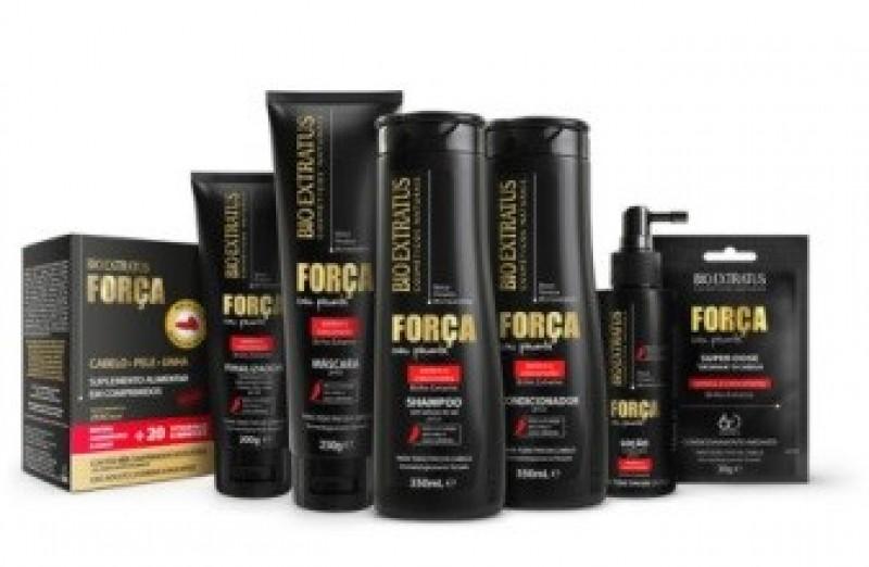 Bio Extratus dá 30% de desconto nos produtos da linha Força no e-commerce da marca