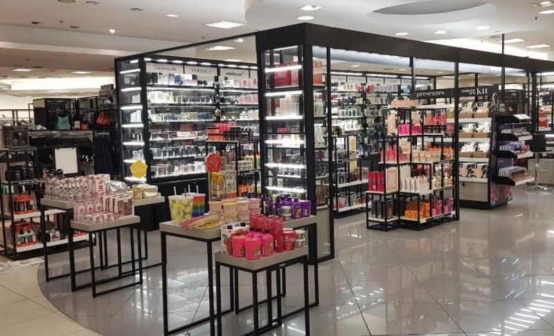 C&A expande área de beleza para mais três lojas físicas