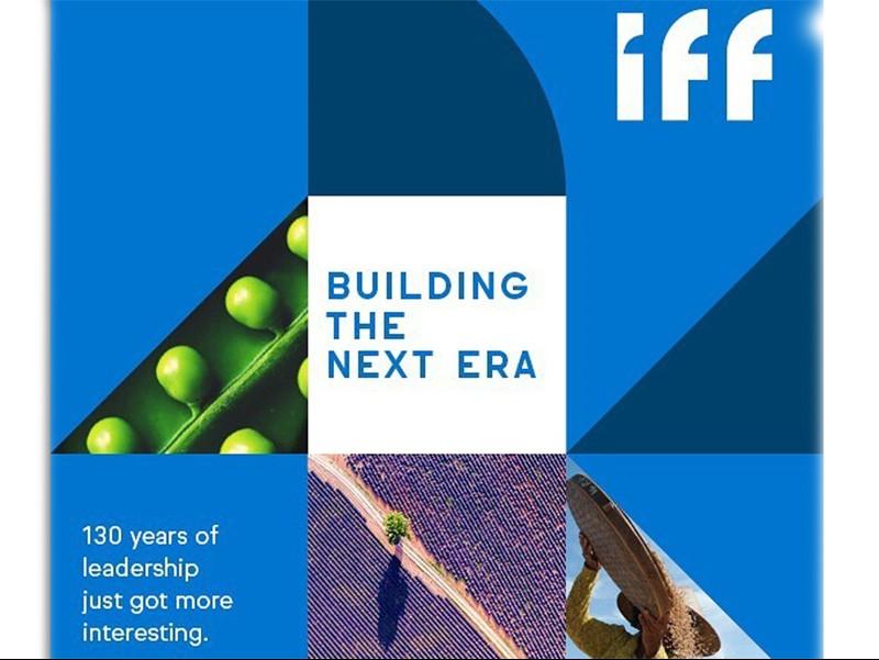 Casa de fragrâncias IFF apresenta novos propósito e marca