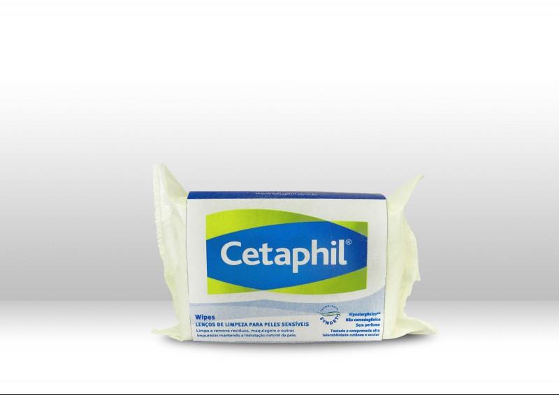 Cetaphil Wipes chega ao Brasil