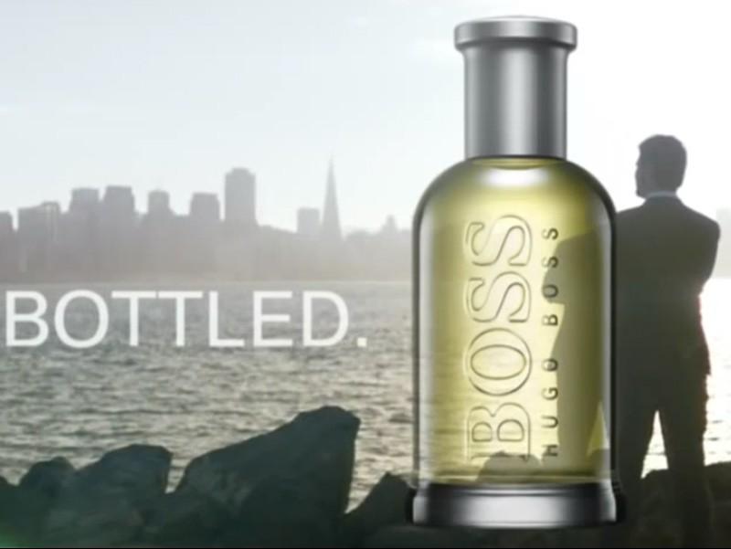 Clássicos da Perfumaria - Boss Botled: Like a boss