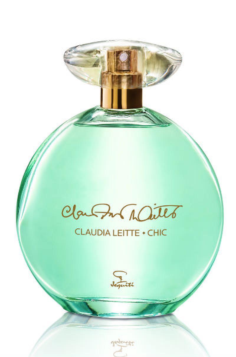 Claudia Leitte Chic é o novo perfume da Jequiti