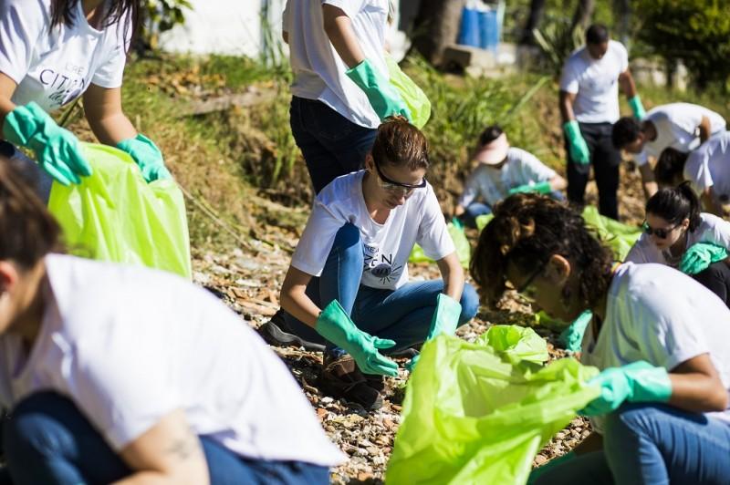 Colaboradores da L'Oréal Brasil realizam ações voluntárias de responsabilidade social e ambiental