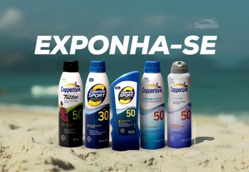 Coppertone relança portfólio, traz novos produtos e reposiciona marca no Brasil