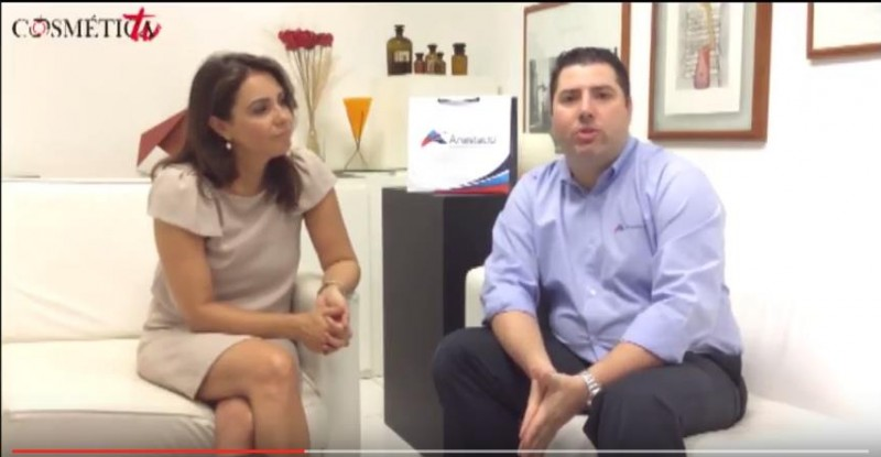 Cosm�tica TV - Especial Pr�via FCE Cosmetique 2016 - Qu�mica Anast�cio