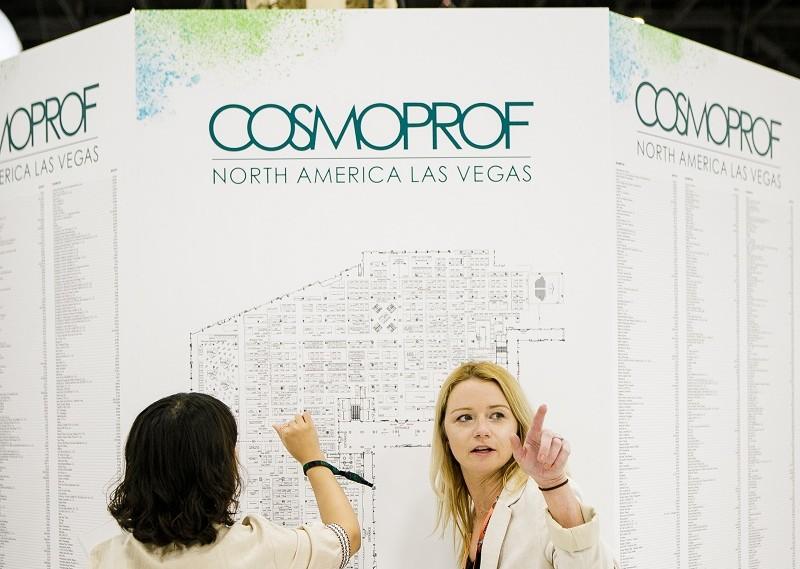 Cosmoprof North America reune destaques e tendências para mercado estadunidense