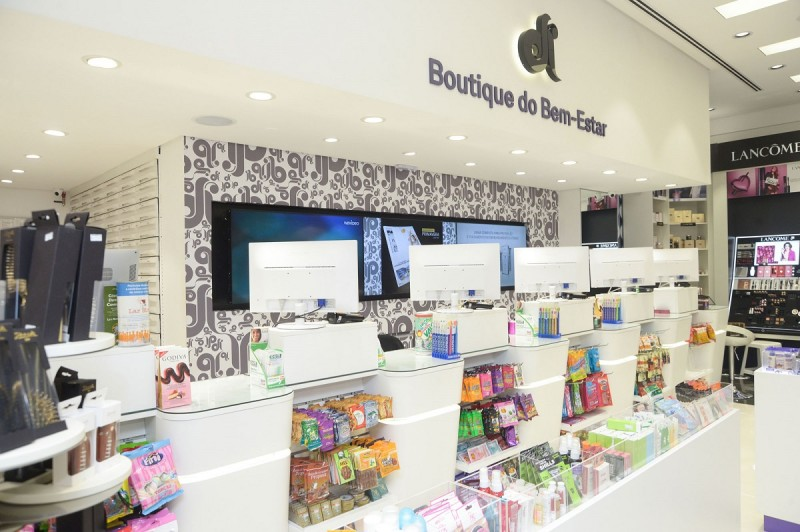 Drogaria Iguatemi reinaugura loja conceito