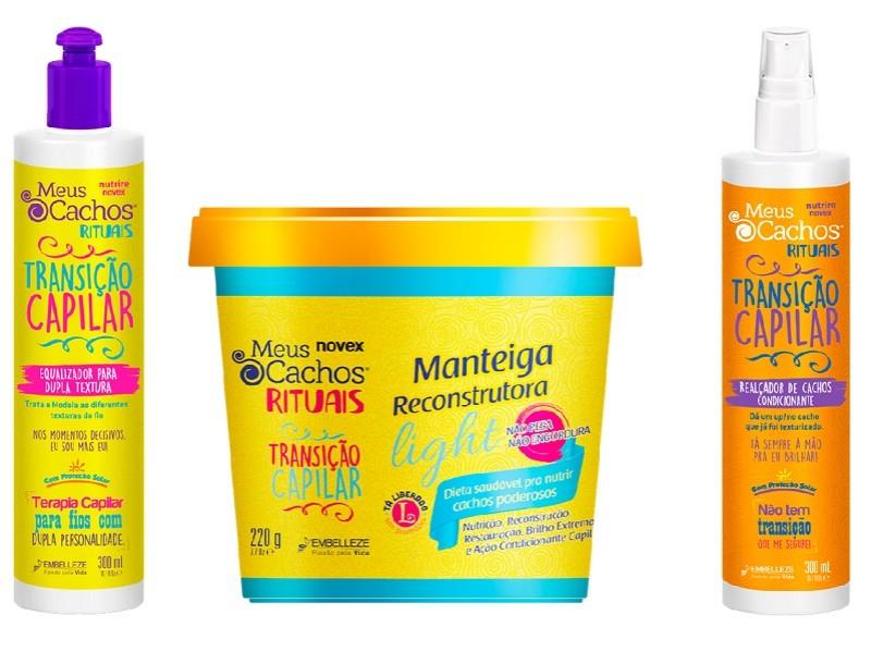 Embelleze foca em processo à forma natural dos cachos e adiciona três novos produtos à sua linha