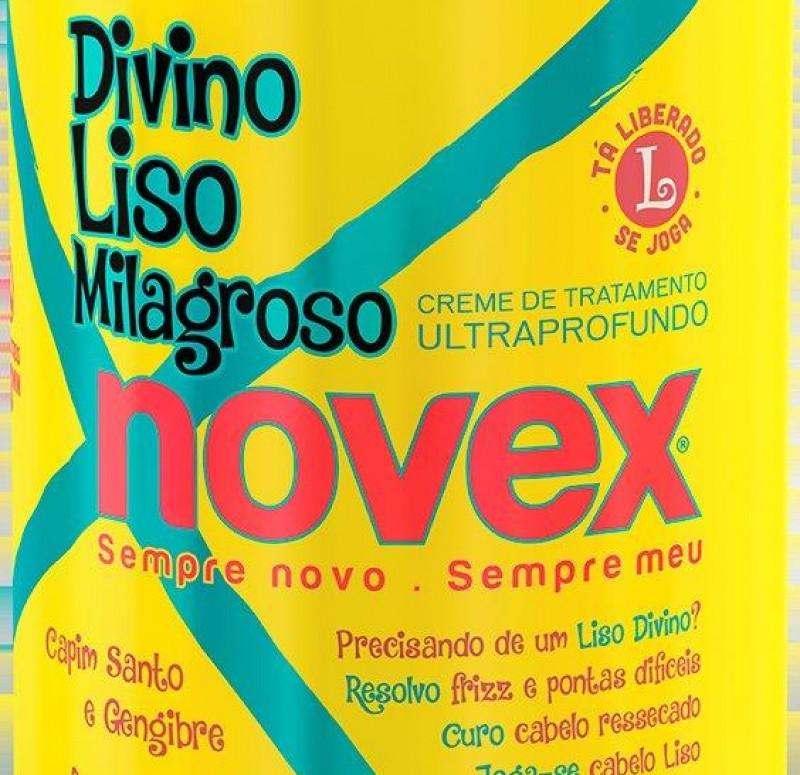 Embelleze investe nos lisos com novo lançamento de Novex