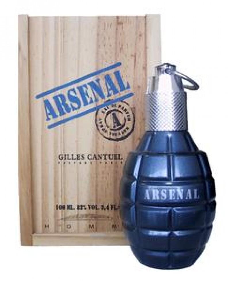 Excellence lança Arsenal Blue, nova fragrância masculina da marca Gilles Cantuel