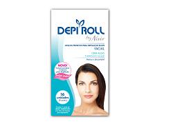 Novos len�os para depila��o facial e corporal