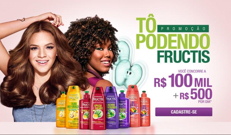 Garnier Fructis lança promoção