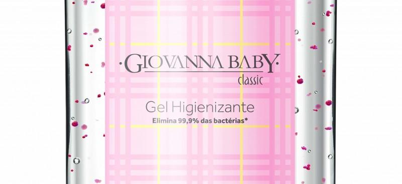 Giovanna Baby aumenta produção de gel higienizante