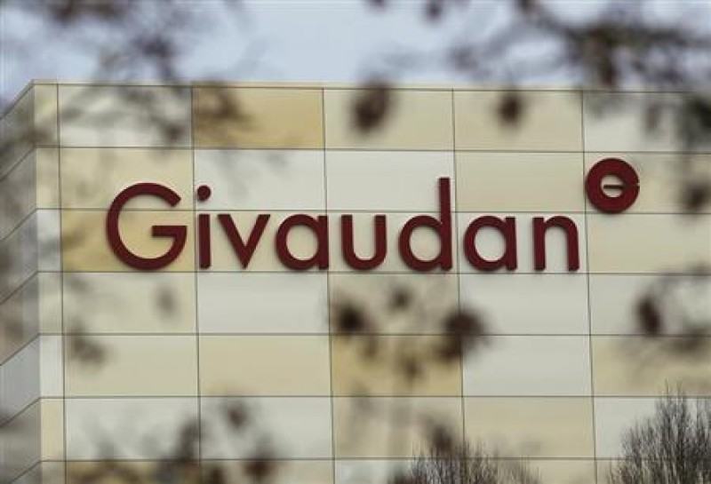 Givaudan  anuncia joint venture na China para produ��o de ingredientes para fragr�ncias