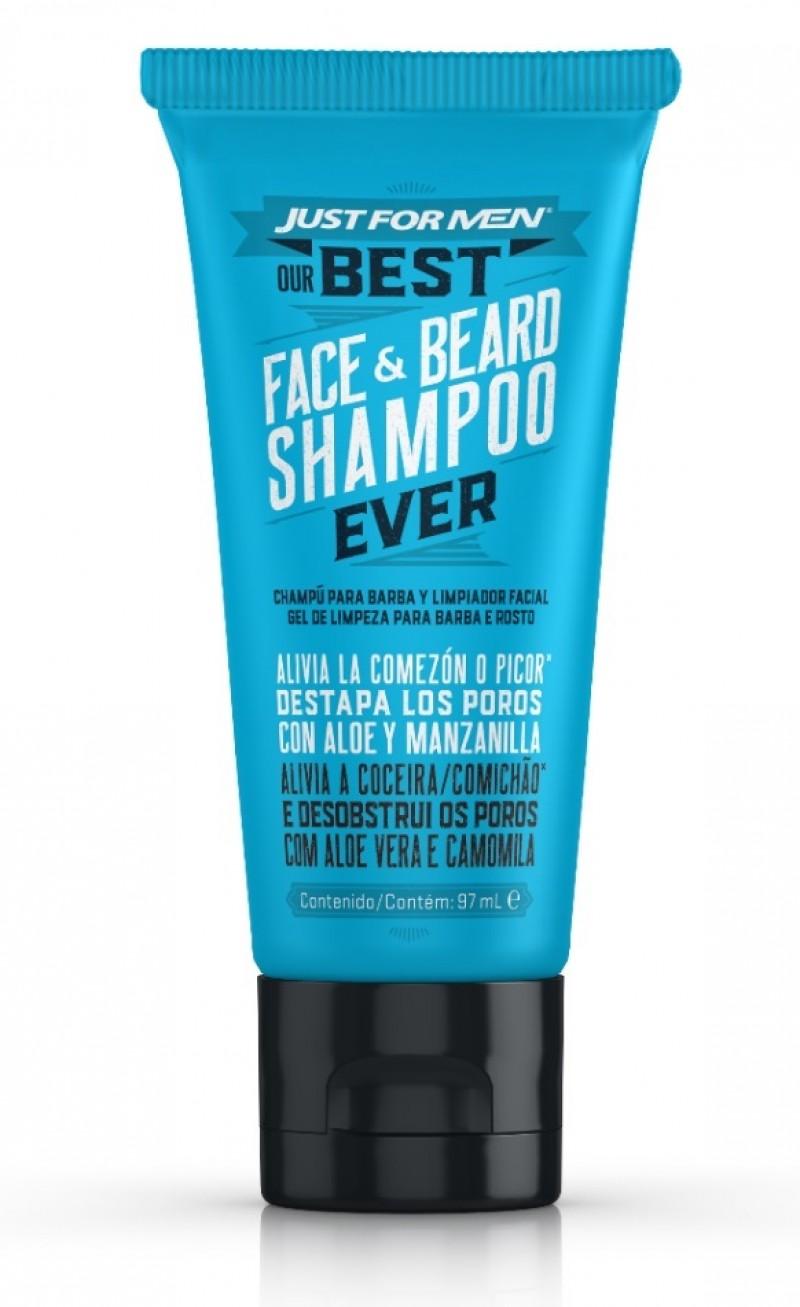 Grecin lança nova linha para cuidados da barba