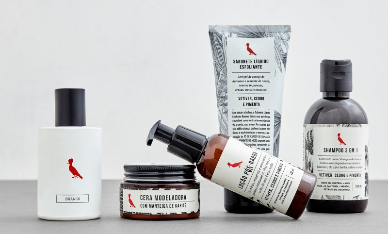 Grupo Reserva apresenta VAIBE, marca de cosméticos para o público masculino