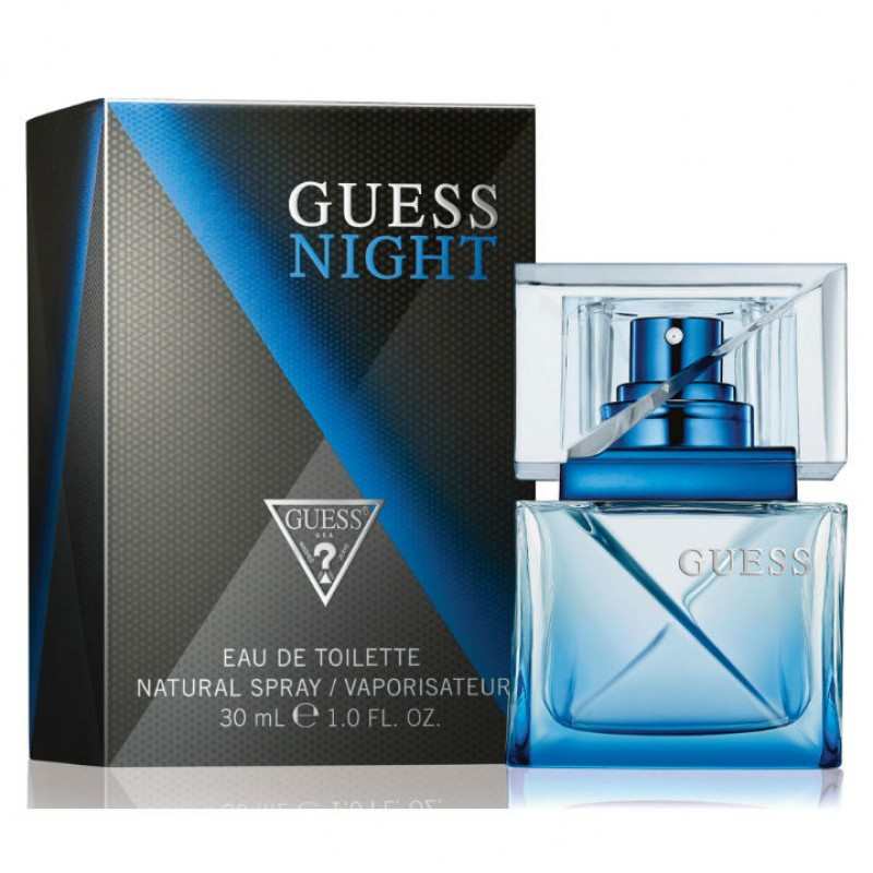 GUESS Night, a nova fragr�ncia para homens