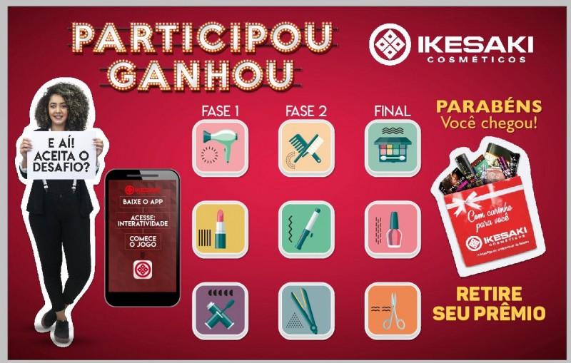 Ikesaki lança tecnologia interativa em seu app e mais novidades para o VTEX Day