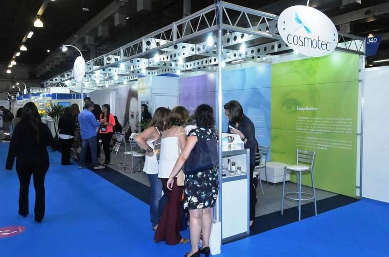 in-cosmetics acontece em S�o Paulo, nos dias 5 e 6 de outubro