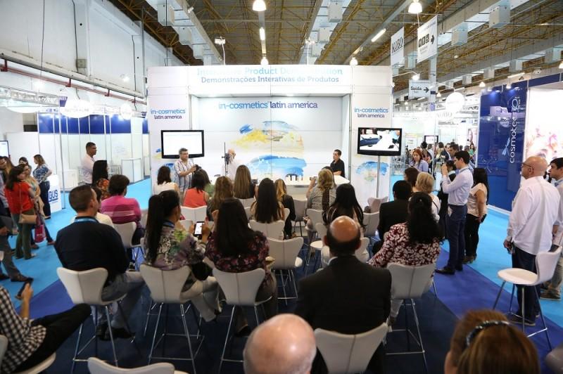 In-Cosmetics trará novas ações de marketing e palestras técnicas para visitantes