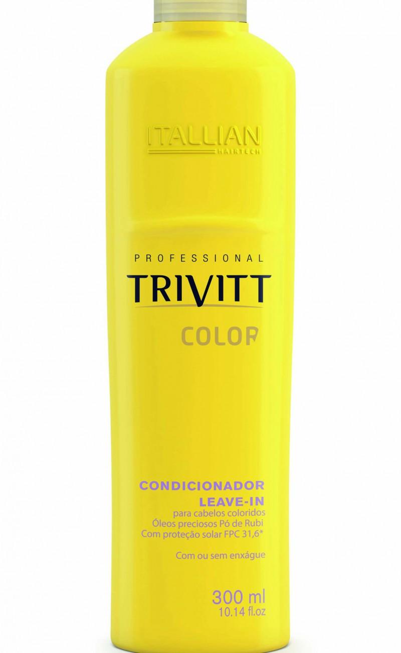 Itallian Hairtech inova com tecnologia de Condicionador/Leave-in