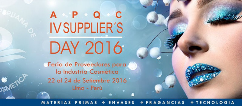IV SUPPLIER�S DAY 2016: 22 a 24 Setembro / Lima - Peru