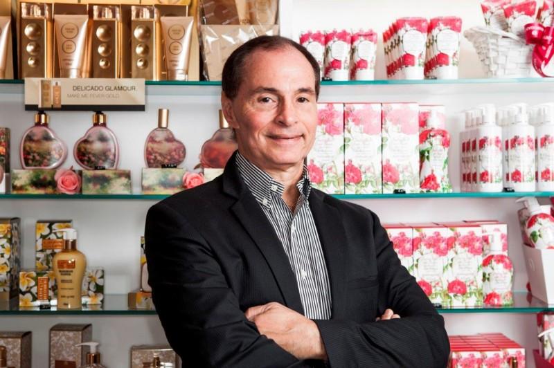 Jaime Drummond, da Mahogany, é o indicado  para o Hall da Fama do 25º Prêmio Atualidade Cosmética