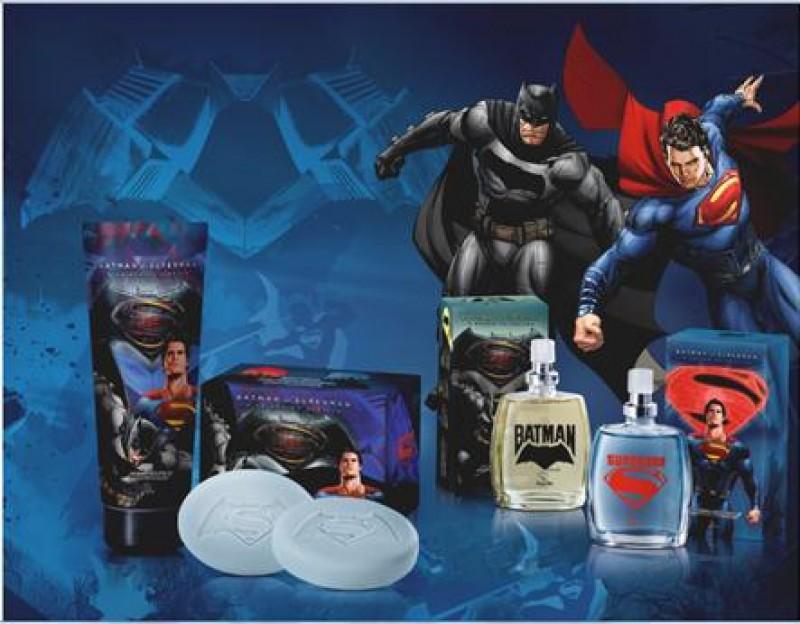 Jequiti lança linha de produtos Batman vs Superman – A origem da justiça