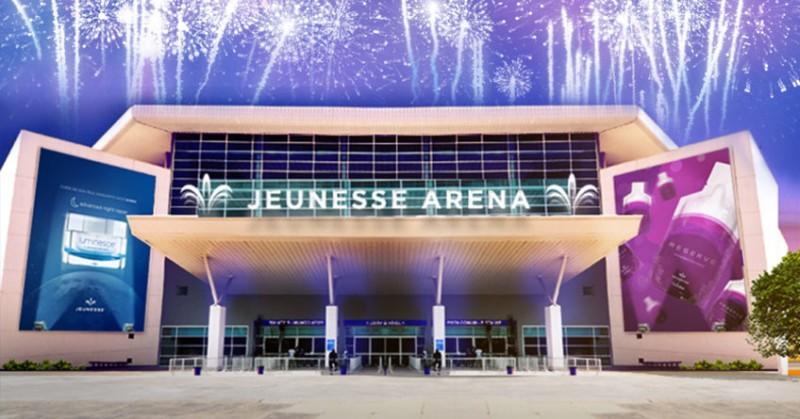 Jeunesse fecha 2016 com ótimos números e tem nome vinculado à Rio Arena