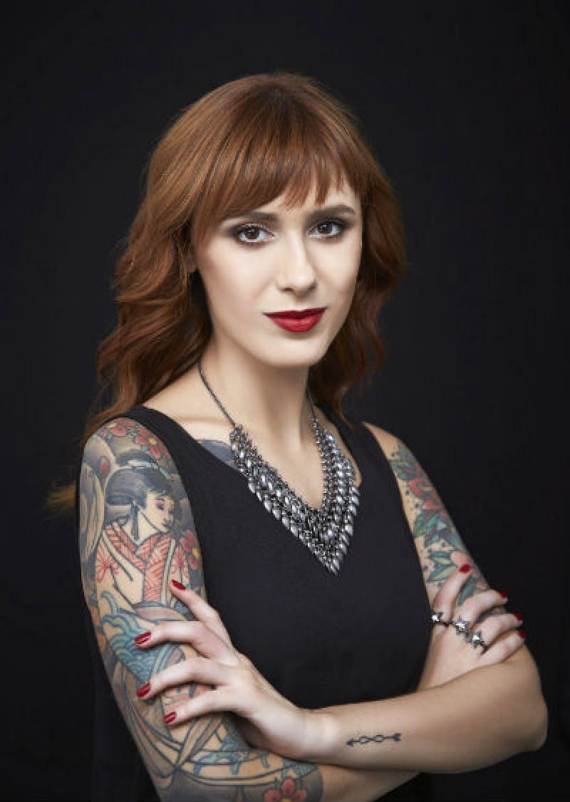 Juliana Rakoza é a nova maquiadora oficial de Maybelline no Brasil