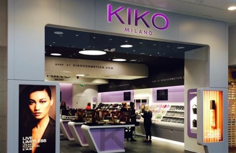 KIKO Milano sorteia viagem à Itália com acompanhante