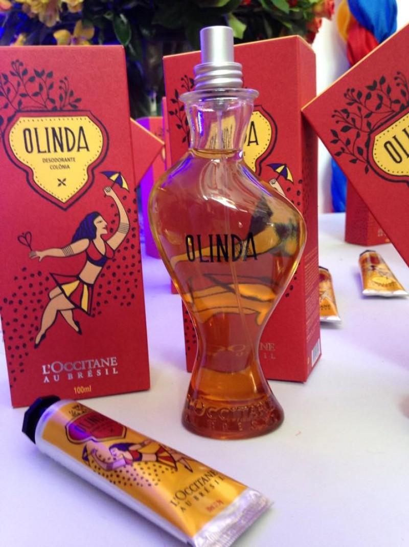 L�Occitane au Br�sil apresenta nova fragr�ncia inspirada na alegria e feminilidade da mulher de Olinda