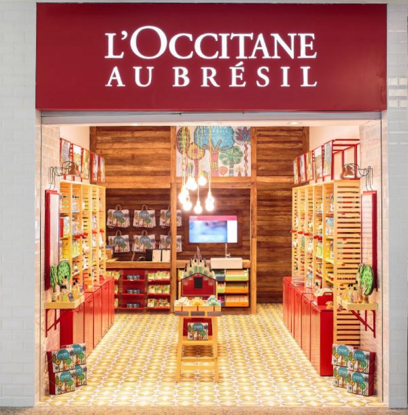 L�Occitane au Br�sil inaugura loja no Shopping Metr� Santa Cruz